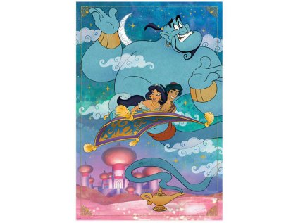 PLAKÁT 61 x 91,5 cm|DISNEY|ALADDIN  A WHOLE NEW WORLD