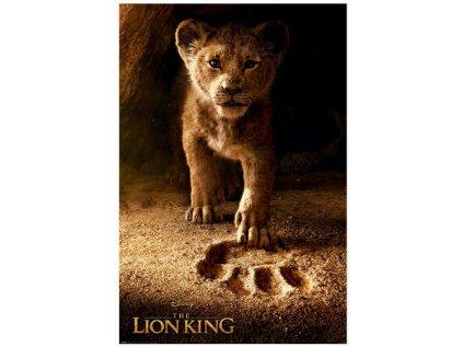 PLAKÁT 61 x 91,5 cm|DISNEY  THE LION KING|FUTURE KING