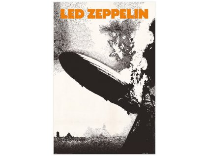 PLAKÁT 61 x 91,5 cm|LED ZEPPELIN  LED ZEPPELIN I