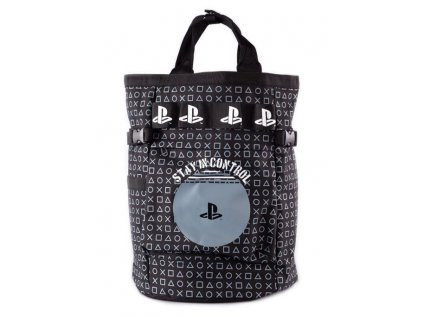 BATOH|PLAYSTATION  AOP BACKPACK|POLYESTER