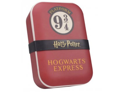 BOX NA SVAČINU|HARRY POTTER  PLATFORM 9 3/4|17 x 13 x 6 cm