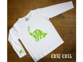 tričko DINOSAURUS MATĚJ