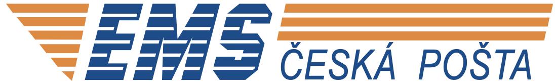 Logo Česká pošta - EMS