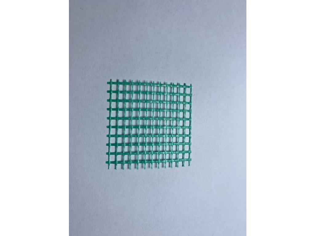 síťka zelená