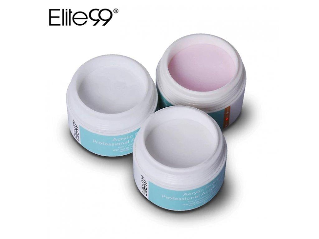 1501 elite99 akrylovy prasek 3 barvy