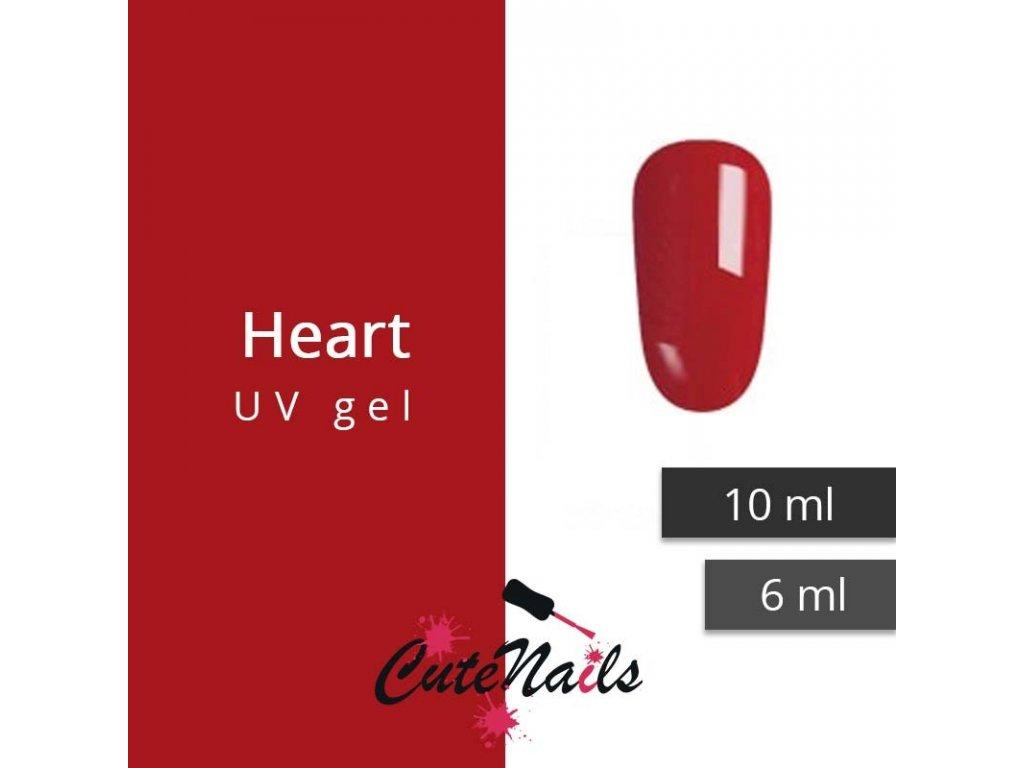 187 slygos uv gel heart 10 ml