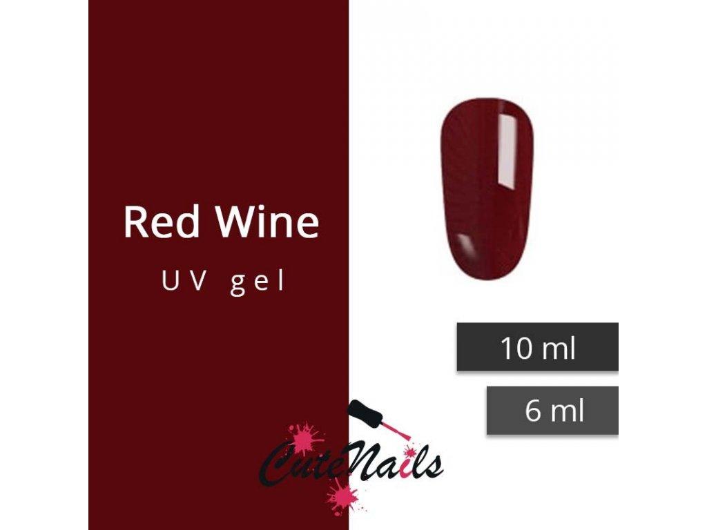 202 slygos uv gel red wine