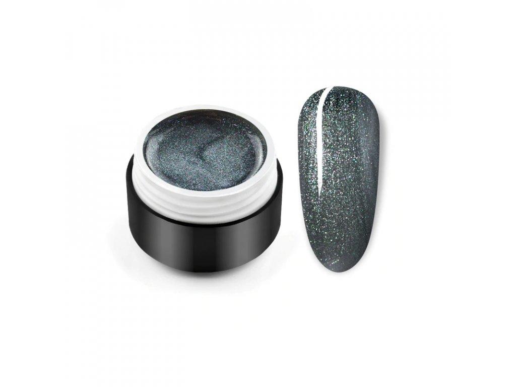 2083 gdcoco u 02 uv gel black seashell dark black seashell