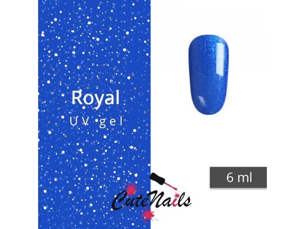 286 slygos uv gel trpytivy 6ml royal