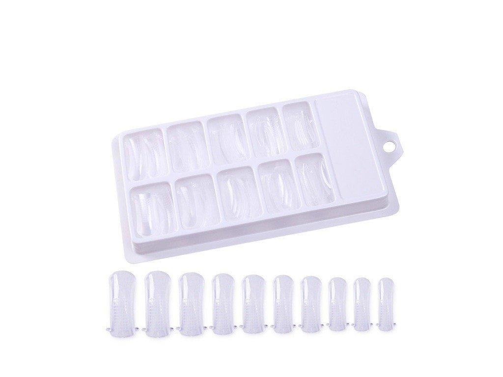394 cutenails sablony pro poly gel 100 ks 10 vel