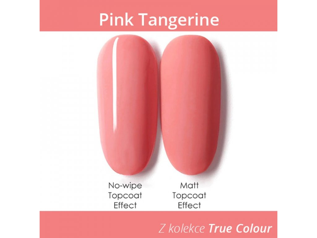 658 gdcoco uv gel true color pink tangerine 8 ml