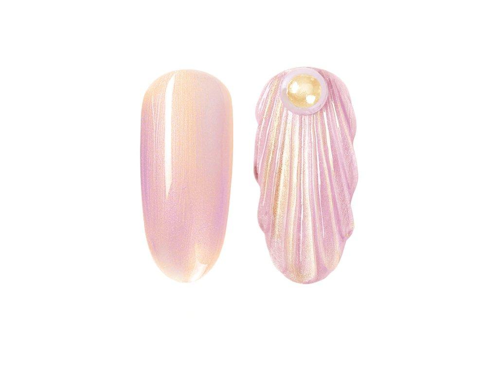 883 gdcoco uv gel pearl seashel pink seashell