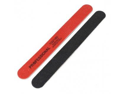 124 nailsunshine pilnik cerno cerveny 100 180