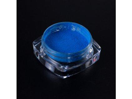 1522 cutenails neonovy pigment modra