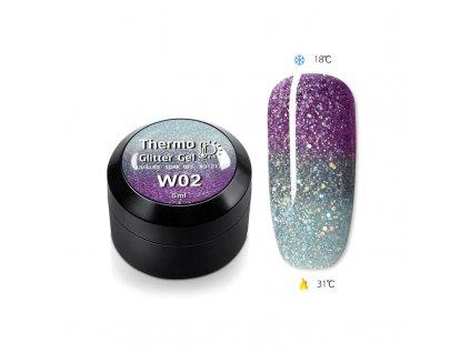 1825 gdcoco uv glitter thermo gel glitter of evening dress