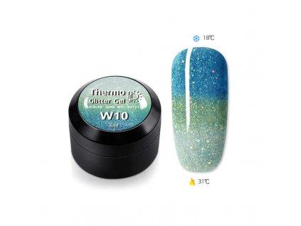 1843 gdcoco uv glitter thermo gel glitter of lake