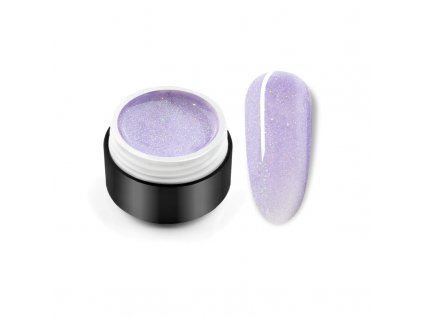 2101 gdcoco u 09 uv gel black seashell violet black seashell