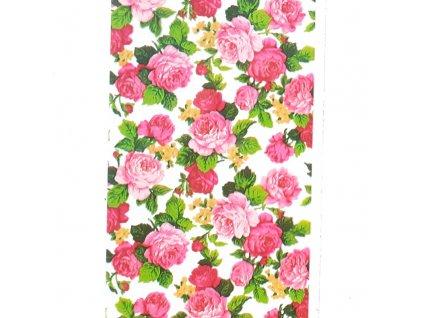 2176 cutenails kvetinove folie na nehty vice druhu