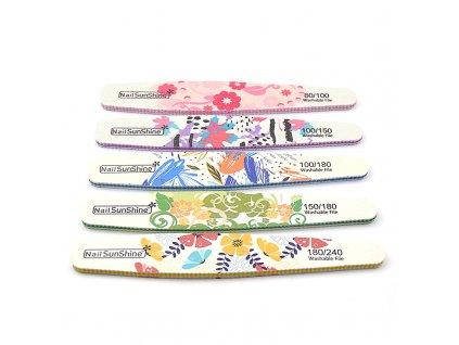 2212 nailsunshine pilniky s kvetinovym designem