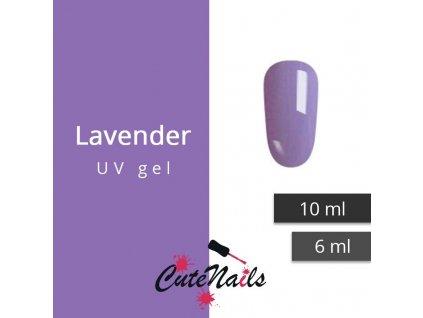 235 slygos uv gel lavender 10 ml