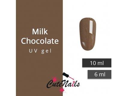 271 slygos uv gel milk chocolate