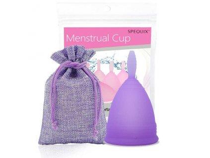 Menstruační kalíšek s Pytlíčkem: Fialová
