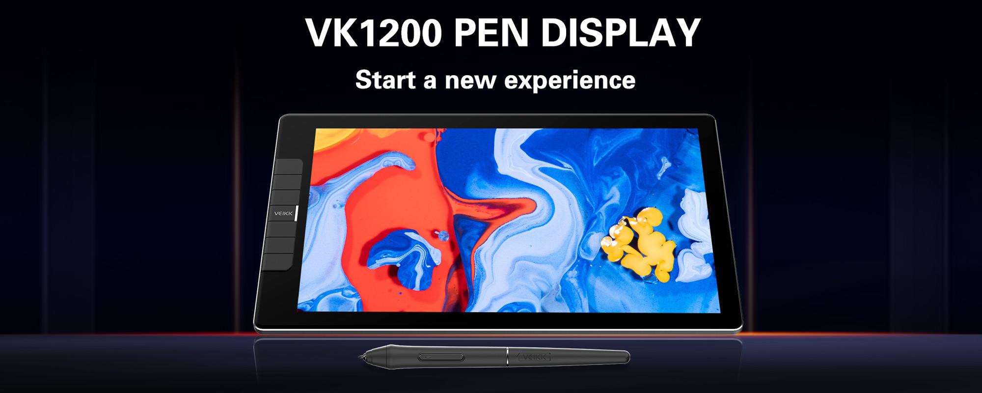 Recenzia: 11,6-palcový grafický displej Veikk VK1200