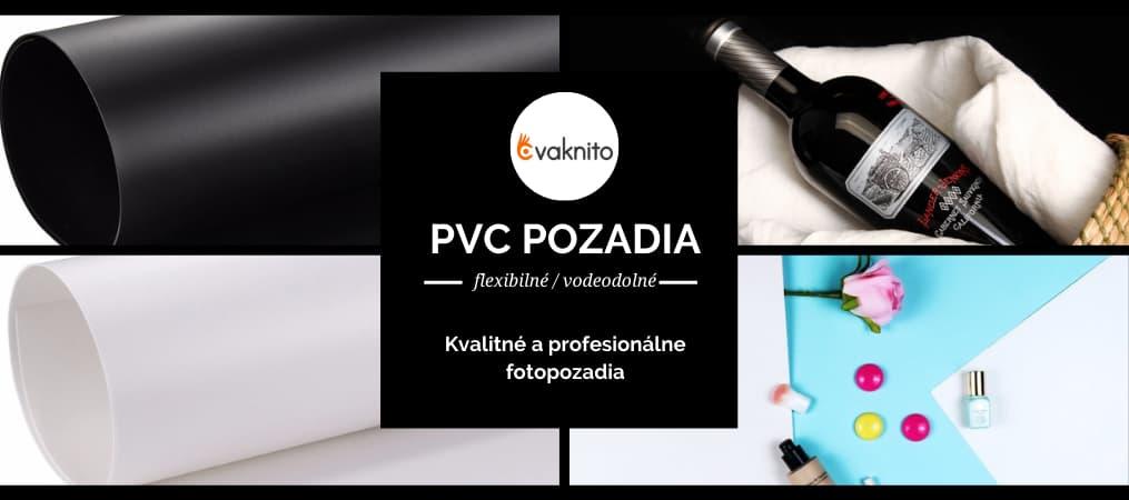 PVC pozadia
