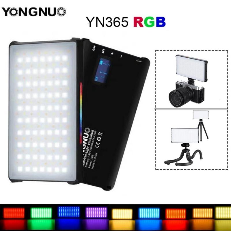 Yongnuo-YN365-RGB-LED-Light-WB-2500-K-8500-K