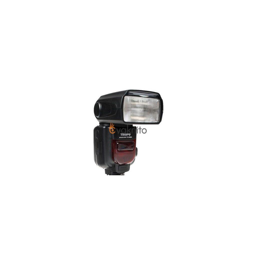 Externý blesk Triopo TR-586N pre Nikon s i-TTL