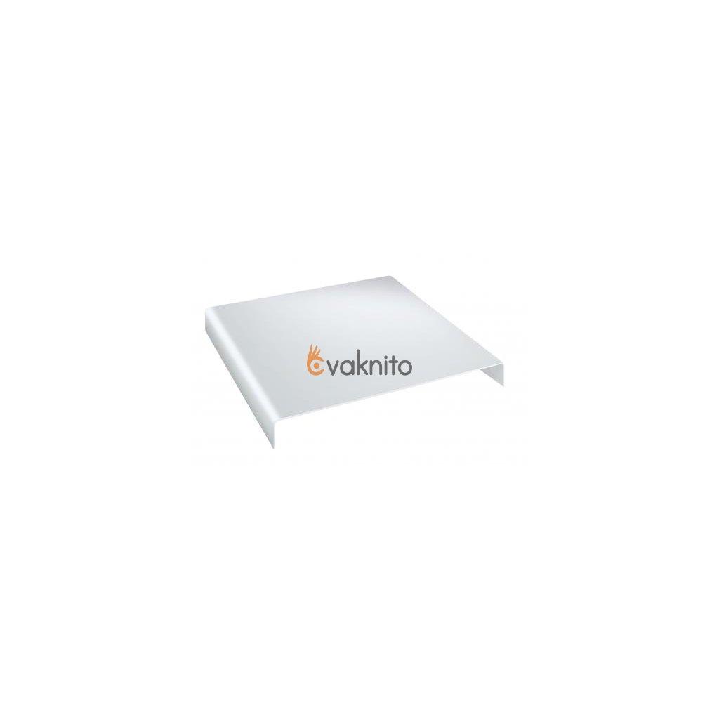 Akrylátový podstavec pre fotografovanie produktov 24 x 24 x 5 cm BRESSER BR-AR1 - biely