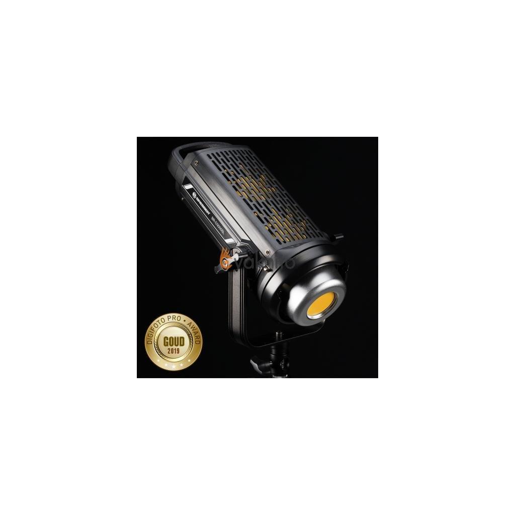 LED štúdiové svetlo s chladením Bresser BR-D3000SL
