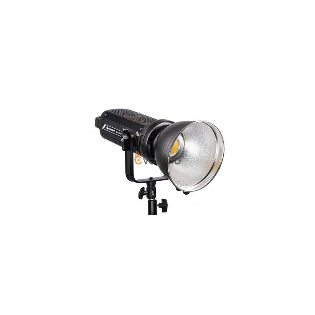 COB LED bodové svetlo s chladením Bresser BR-D3000SL