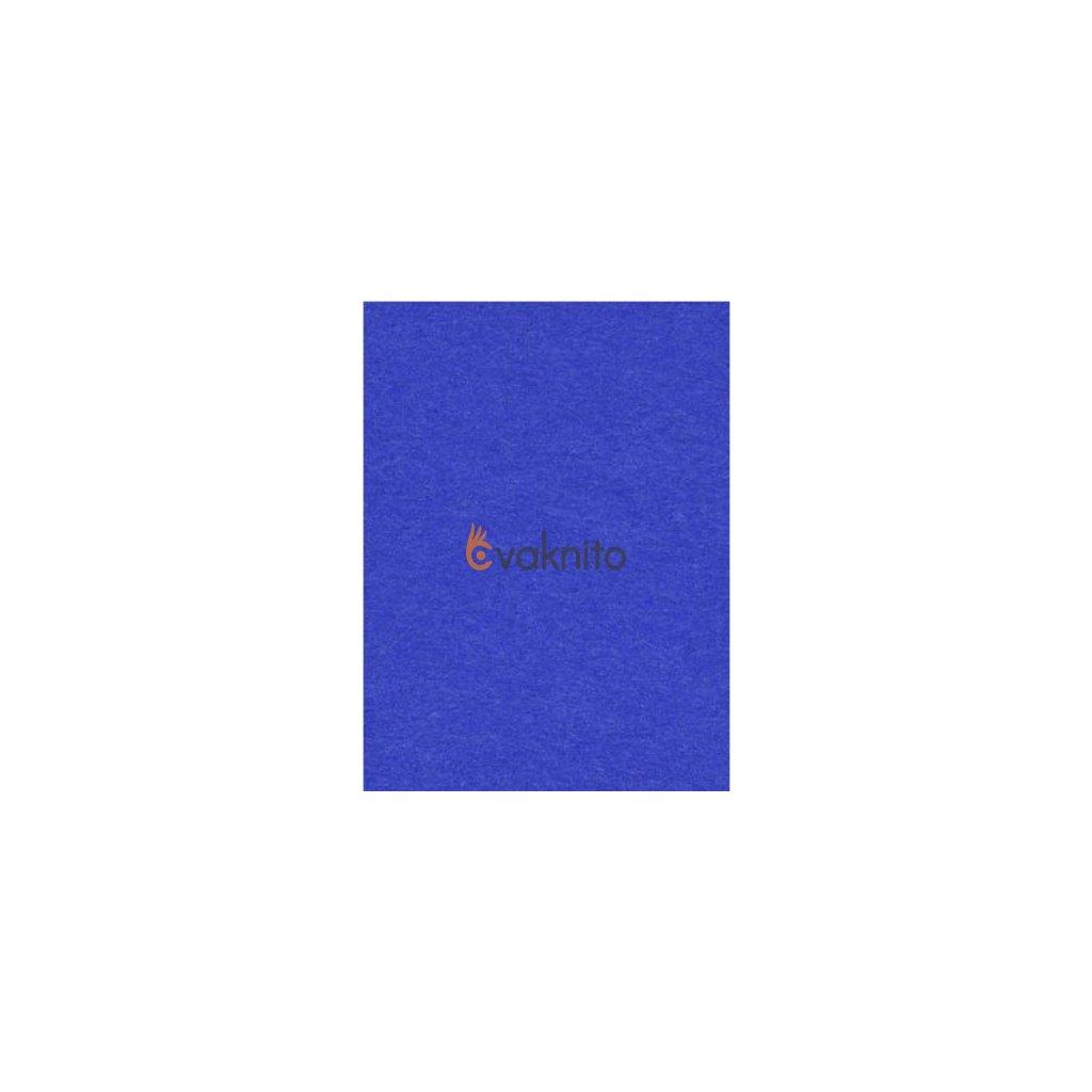 Papierové foto pozadie 1.35 x 11m kráľovská modrá BRESSER
