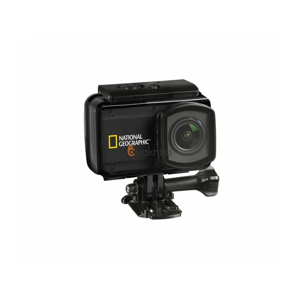 Športová kamera Explorer 4 National Geographic - 4K Ultra-HD 30fps WIFI