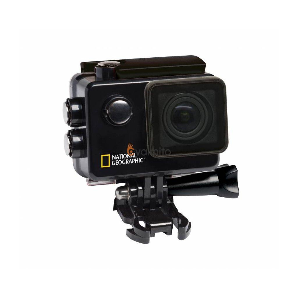 Športová kamera Explorer 3 National Geographic - 4K Ultra-HD WLAN
