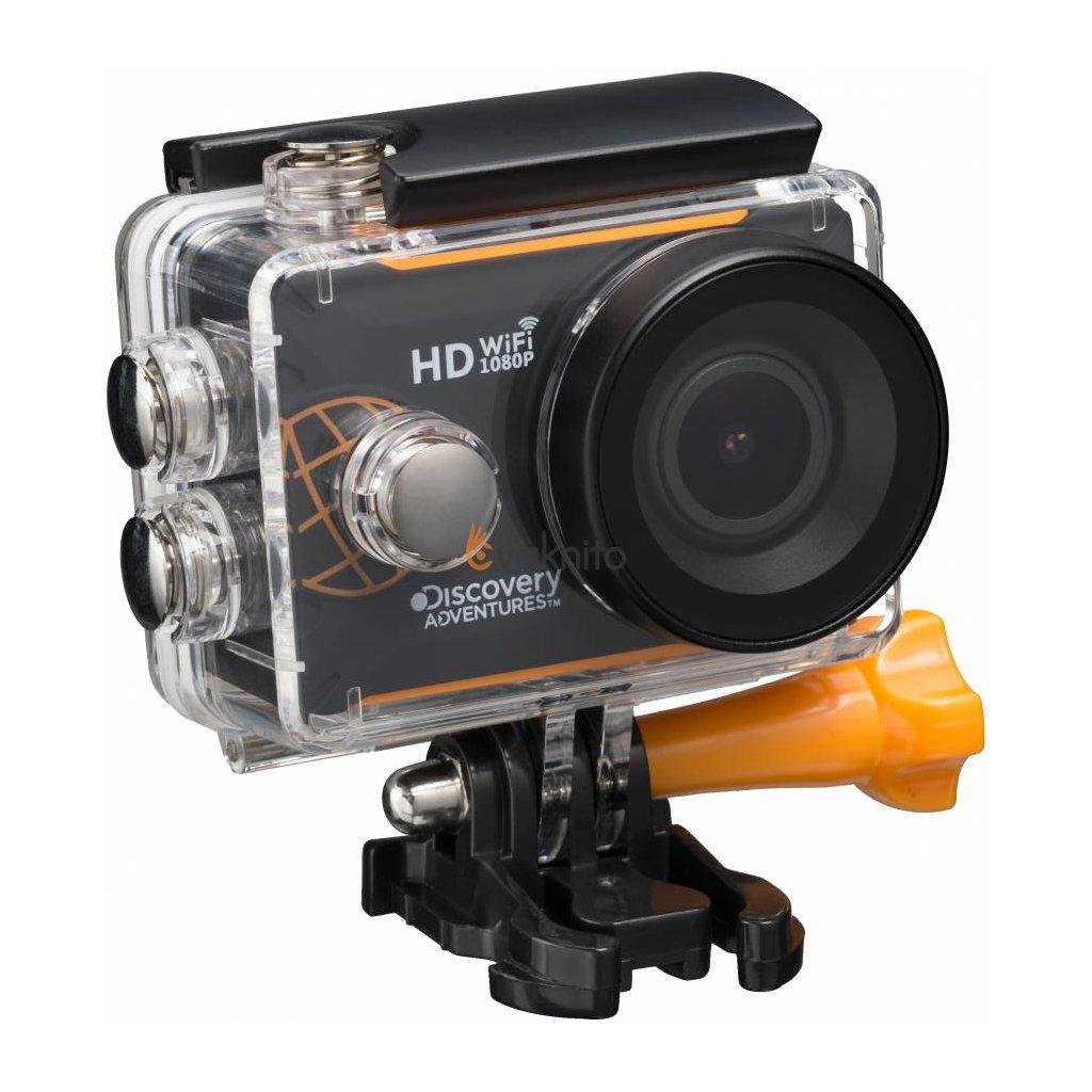 Športová kamera Expedition Discovery Adventures - Full-HD 1080P WLAN
