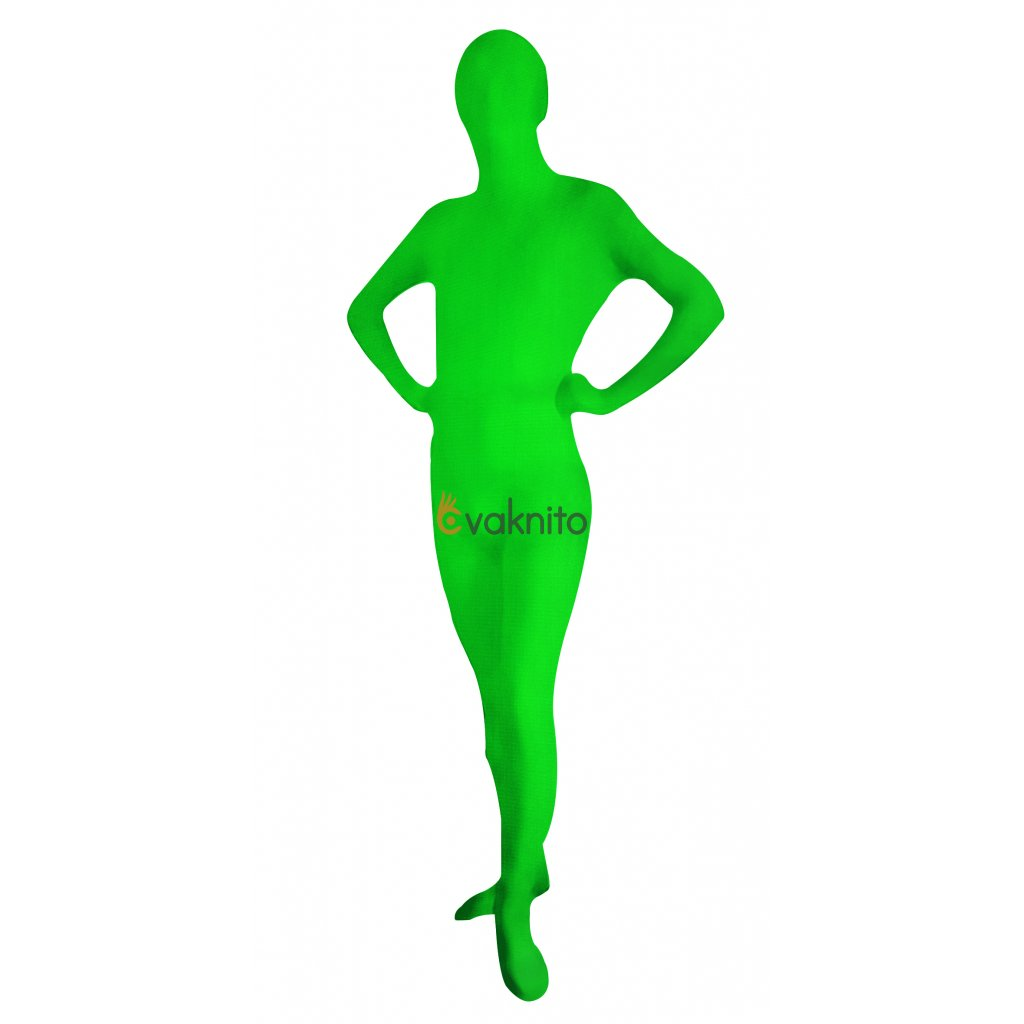 Chromakey - zelený celý komplet, veľkosť: XL BRESSER