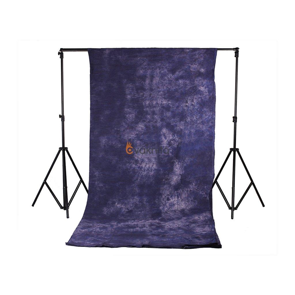 batikované fialové