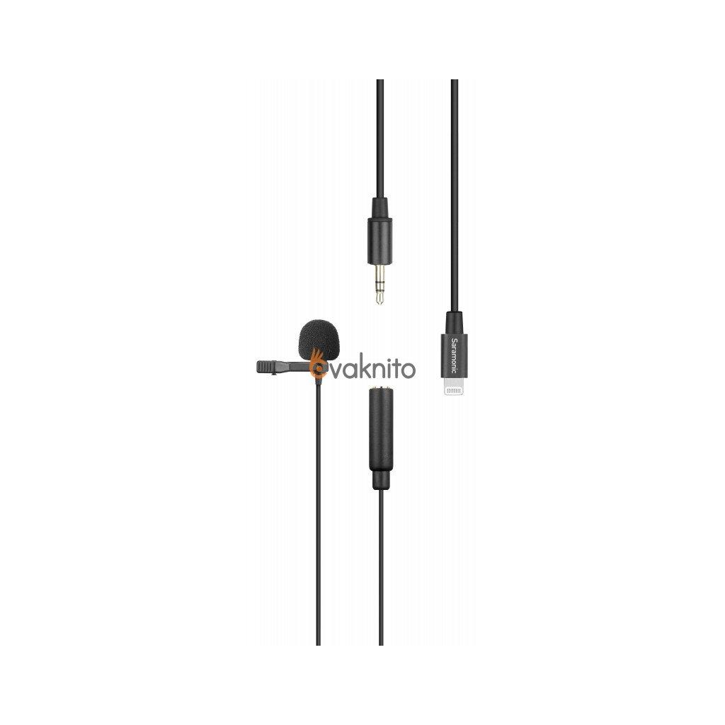 Saramonic LavMicro U1A tie mic Lightning 2m 1
