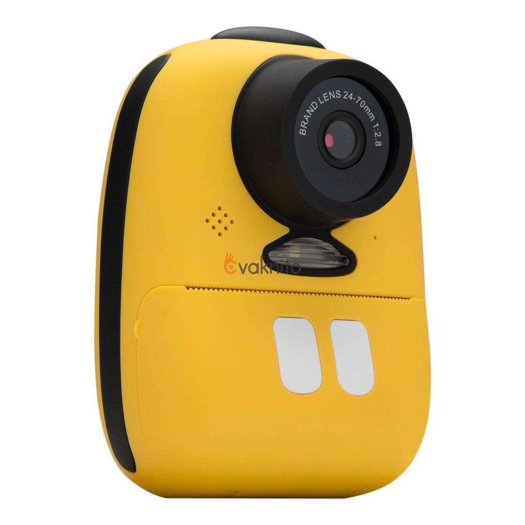 Redleaf BOB - Fotoaparát s tlačiarňou - žltý