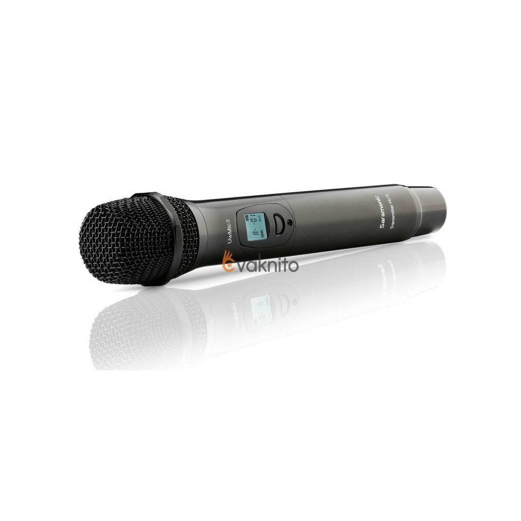 Bezdrôtový mikrofón Saramonic HU9 so systémom UwMic9