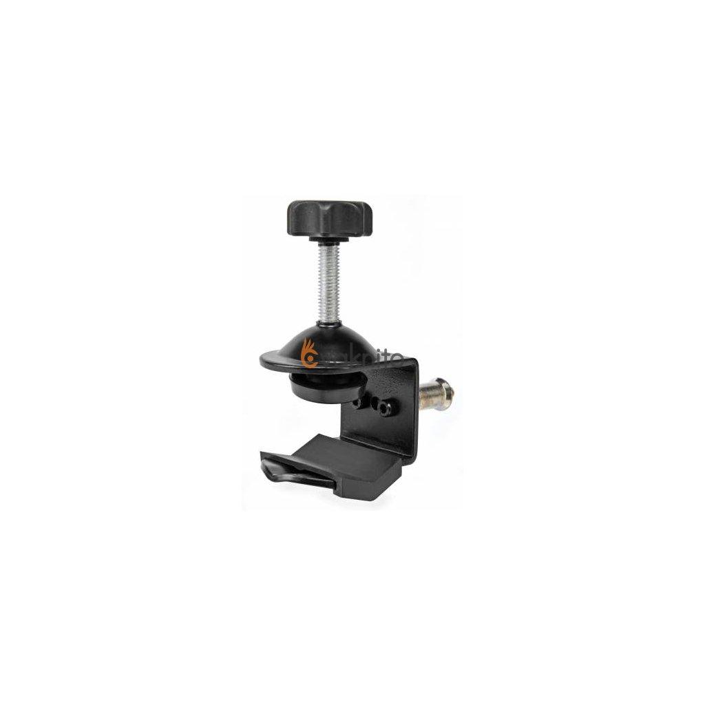 Univerzálna svorka na potrubia + Spigot adaptér BRESSER BR-17