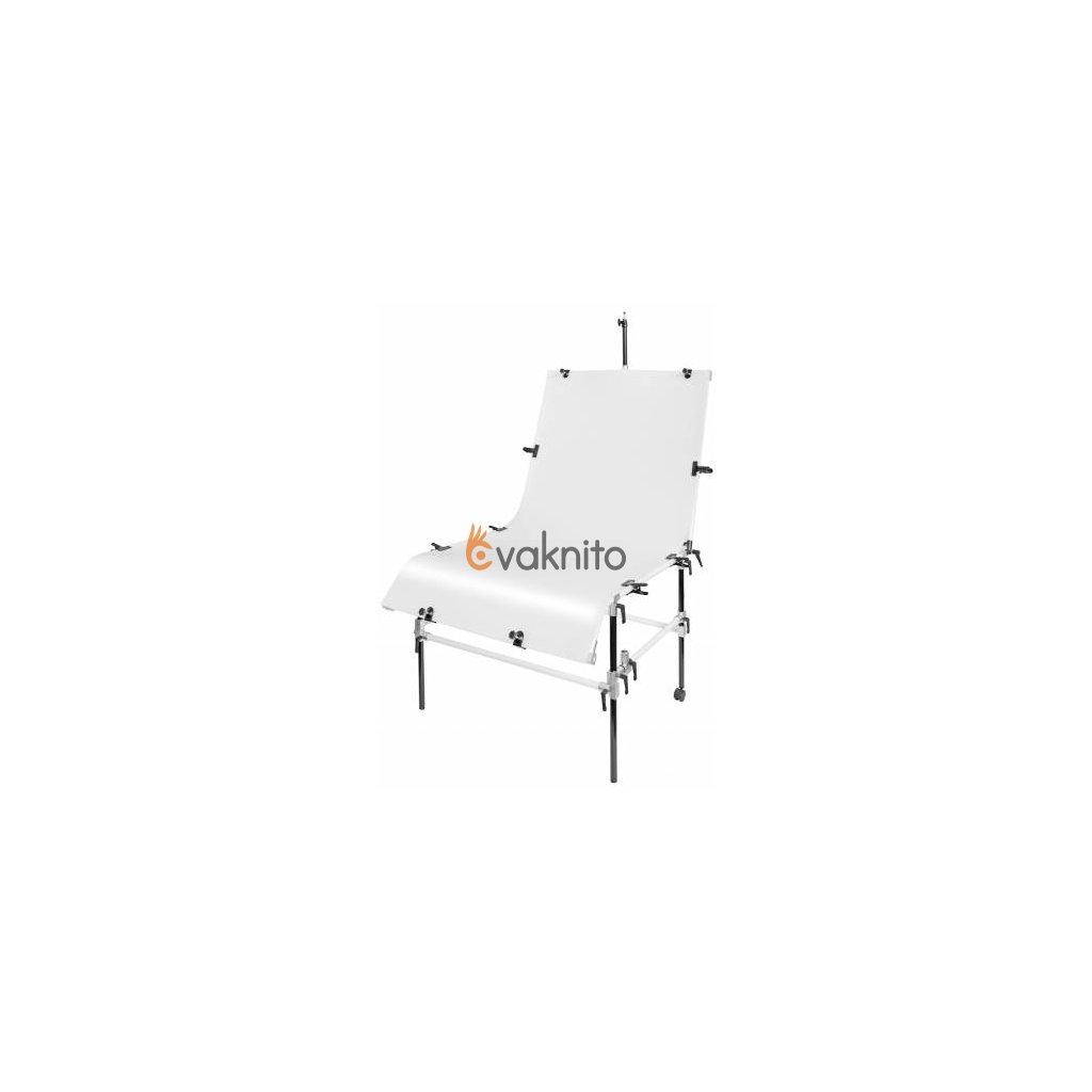 Profi stôl pre fotografovanie produktov 130x240cm BRESSER Y-19A