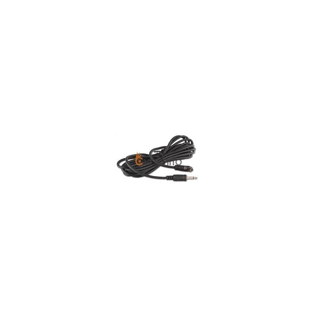 Synchronizačný kábel s PC konektorom (6,35 mm), dĺžka3,5 m