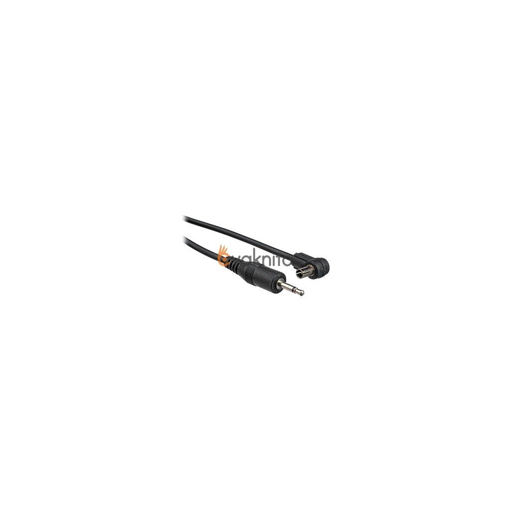 Synchronizačný kábel s PC konektorom (3,5 mm), dĺžka3,5 m