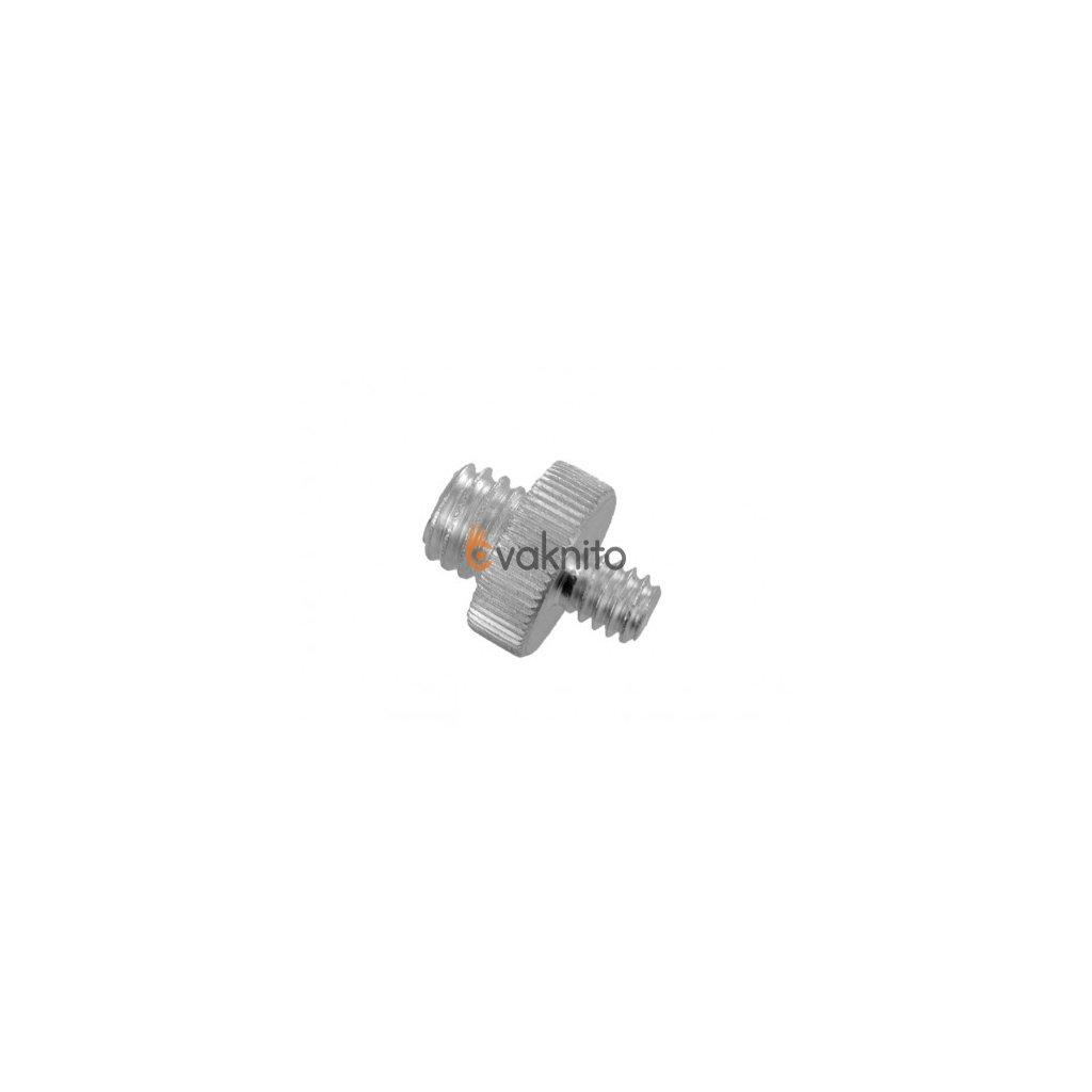 """Spigot adaptér so závitmi 1/4 """"a 3/8"""""""