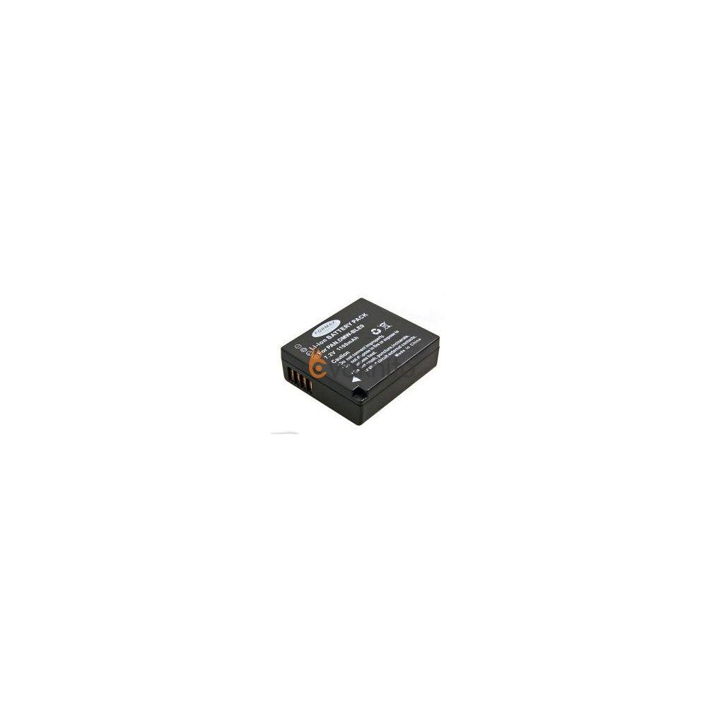 Batéria DMW-BLE9, DMW-BLG10 1100mAh pre fotoaparát Panasonic DMC-GF3