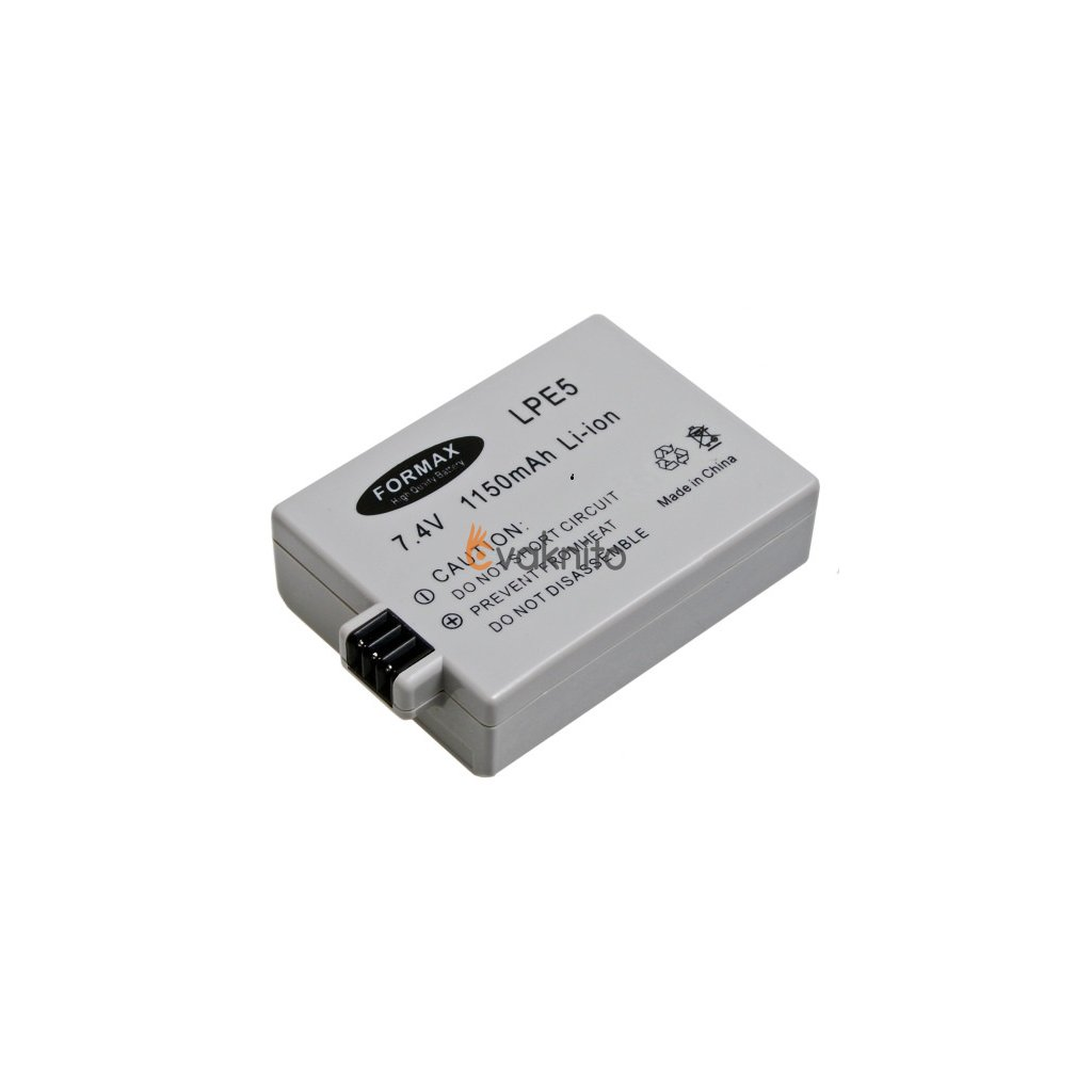 Batéria LP-E5 pre fotoaparáty CANON