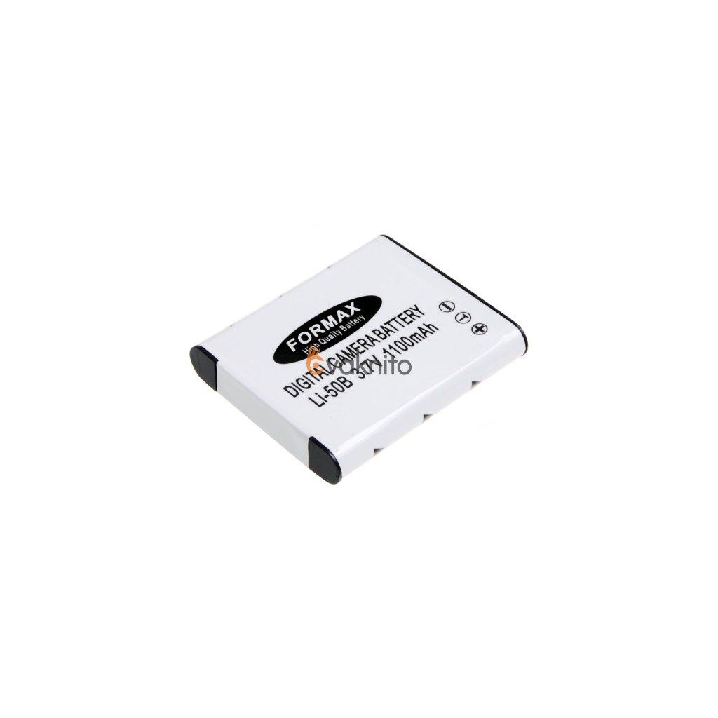 Batéria LI-50B pre fotoaparáty OLYMPUS